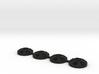 TAMIYA HILUX / BLAZER WHEEL CAP 3d printed