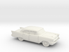 1/87 1957 Chevrolet One Fifty Sedan 3d printed
