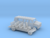1/72 1975 -91 Ford E Van Ext Kit 3d printed