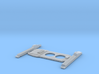 SD40-2 Ext. Range Dynamic Hatch FXE Early Exhaust 3d printed