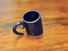 Tilted Cup 3d printed