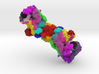 26S Proteasome 3d printed