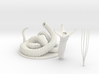 Neothelid Broken Up FDM 3d printed