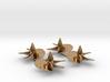 1/200 Iowa-class screw set - metal 3d printed