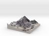 """K2 / Mount Godwin-Austen: 8"""" 3d printed"""