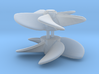 ASD 2810 - Propeller (2 pcs) 3d printed