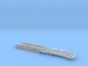 ATSF TANKCAR Tk-H, complete body 3d printed