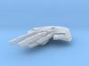Federation Andor Missile Cruiser Refit 1:7000 3d printed