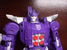Transforming Neck Unit for TR Galvatron 3d printed