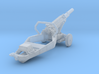 1/100 Scale M102 105mm Howitzer 3d printed