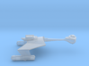 3788 Scale Romulan KR Heavy Cruiser WEM 3d printed