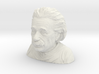 Albert Einstein Bust 3d printed