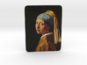 Girl with a Pearl Earring 3d printed