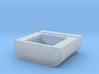 EMD/GMD 1500 Imp. gallon fuel tank - no steps 3d printed