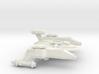 3788 Scale WYN Pocket Battleship (PBB) CVN 3d printed