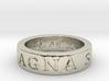 Sir Francis Drake Ring (Uncharted 1 and 2) 3d printed