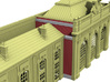 HOGG-Hall03c - Large modular train station 3d printed