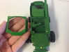 1: 64 S Scale SX60/70 Series Manual Fold Bin Exten 3d printed View of where the extension fits