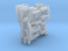 (2) GREEN 2014 & NEWER ROW-CROP TRACTOR REAR ENDS 3d printed