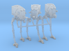 1/270 Imperial AT-ST (3) 3d printed
