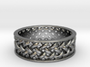 Knotwork Ring - complex 3d printed