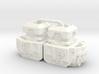 Terror Combiner's Wide Shoulders 3d printed