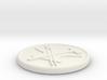 Custom Medallion 2 3d printed