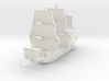 1/900 Galleon game piece 2 3d printed