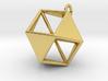 Vector Equilibrium Hanger 3d printed Vector Equilibrium