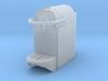 1:12 Coffee Machine - modern 3d printed