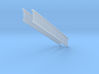 1/64 Railing Stair s scale 3d printed