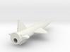 "(1:144) Douglas D-558-3 ""Skyflash"" 3d printed"