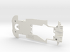 PSCA00501 Chassis for Carrera Ferrari F488 GT3 3d printed
