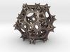 Pseudo-Radiolaria 3d printed