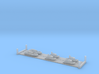 Thames Police & Fire Boats (1:1250) 3d printed