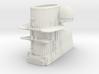 1/144 DKM Bismarck funnel 3d printed