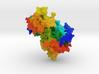 Mitogen-Activated Protein Kinase Kinase 1 (MEK1) 3d printed