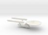 3125 Scale Federation Strike Carrier (CVS) WEM 3d printed