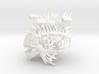 BJD Fish Skeleton Helmet 3d printed