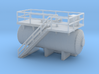 N Scale Desalter w Platform 3d printed