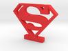 Superman Logo (Classic) 3d printed
