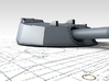 "1/144 HMS Australia/New Zealand 1913 12"" MKX Guns  3d printed 3d render showing Turret A detail"