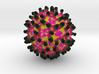 West Nile Virus with Monoclonal Antibodies 3d printed