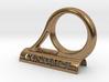 Trumpet Ring_yamaha_custom_DEF 3d printed