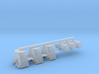 """1/64 4"""" Flex Auger Triple Boot 3d printed"""