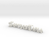 3dWordFlip: Santiago Tapia/Flight Assurance 3d printed