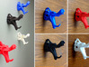 dragon wall hook 3d printed dragon wall hook - 3D print in nylon