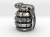 Toxic Bomb - tritium grenade bead 3d printed