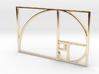Golden Ratio 3d printed