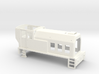 TS01 Diesel Shunter 0-4-0 Body 3d printed